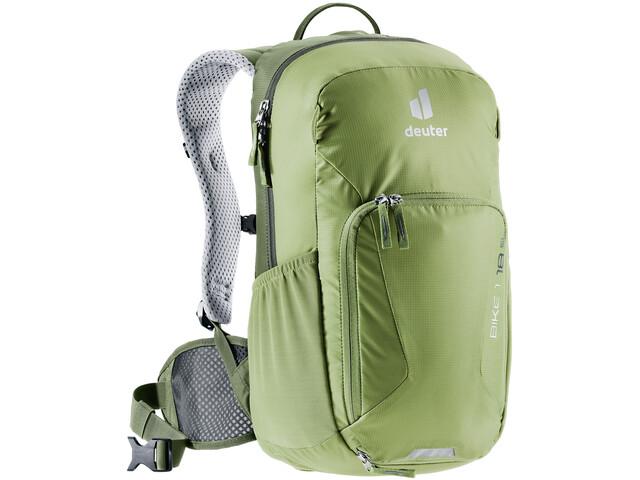 deuter Bike I 18 SL Backpack Women, zielony